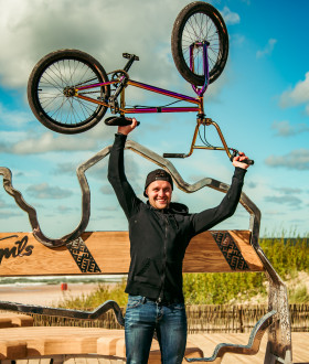 Several cycling routes now available to cyclists in Ventspils and its surroundings