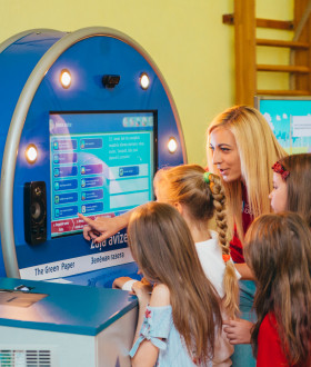 """Science and Technology Museum """"Kurzeme Democentre"""""""