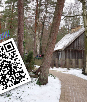"""Ventspils Museum invites you to play the game   """"Catch Your Own Fish"""""""