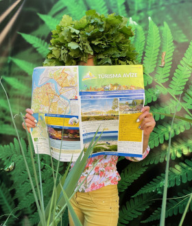 The new Tourism Newspaper 2021 for the summer season has been published