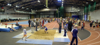 Arena of Track-and-field...
