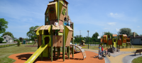 Children`s playgrounds