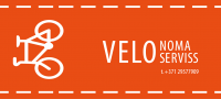 """Oranžā velonoma"" (Bicycle rent)"